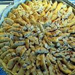 recette Tarte Amandine au pomme cannelle de Cyril Lignac