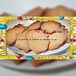 recette Biscuits vanillés (au companion, autres robots ou sans)