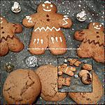 recette Biscuits au pain d'épices polonais ou Pierniczki de noël (au companion ou autres robots)