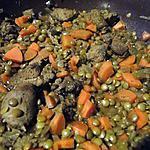 recette Curry d'agneau aux lentilles