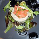 recette Cheese avocat saumon
