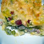 recette lasagne poireaux jambon sans béchamel