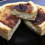 recette Flan pâtissier sans gluten & sans lactose