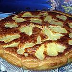 recette tarte aux poires