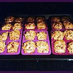 recette Mini cakes apéritifs