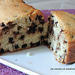 recette Gâteau du matin aux pépites de chocolat