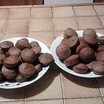 recette Mini muffins au chocolat