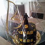 recette Gâteau d'anniversaire:Star-wars