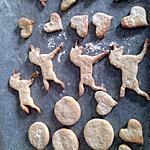 recette Sablés à la fève tonka
