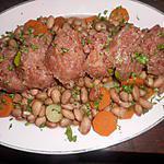 recette Cotechino aux haricots borlotti