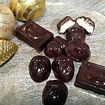 recette Chocolat au coeur guimauve