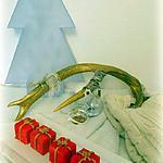 recette Cadeaux de Noël chocolat au lait, dulcey et noix
