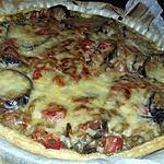 recette Tarte aux légumes a l'italienne