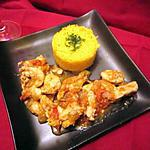 recette Chicken tikka massala
