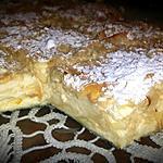 recette Gâteau à la pâte filo et fromage blanc- Plăcintă