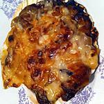 recette Coquilles saint-Jacques à la bretonne