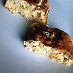 recette Omelette au crabe