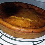 recette Gâteau citrouille Halloween