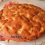 recette Gâteau 4/9 à la pomme