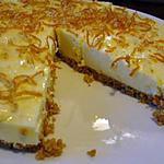 recette Gâteau au fromage blanc et au citron