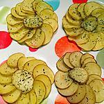 recette Fleurs de pomme de terre
