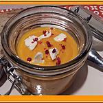 recette Velouté de Carottes au St Môret