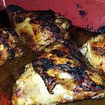 recette Hauts de cuisses de poulet rôtis a la sauce tamarin