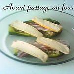 recette courgettes au reblochon