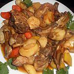 recette Navarin d agneau aux légumes d hiver