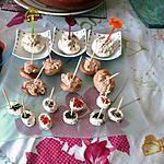 recette plateau apéritif,  ,   avec        une recette de nathalie  les  food; amour