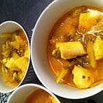 recette Chorba panga et fenouil