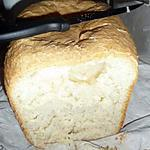 Pain au fromage blanc (MAP)