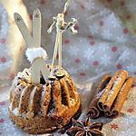 recette Cake aux épices de l'Alsacienne moins sucré que le Pain d'épices classique !