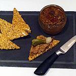 """recette Pâté de volaille et veau à l'Armagnac """"thermomix"""""""
