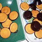 recette Petits gâteaux façon Pim's de Mamyloula