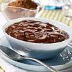 pudding : recette pudding facile a faire au cacao
