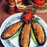 aubergine gratiné au fromage