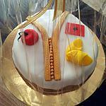 recette Gâteau d'anniversaire:Théme marocain