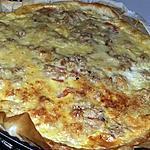 recette Quiche au thon et a la tomate