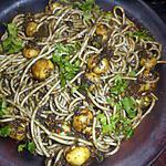 recette petites seiches a l encre et aux spaghetti