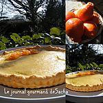 recette Tarte aux oranges