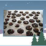 recette Mendiants au Chocolat Noir