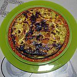 recette Quiche sans pâte aux légumes