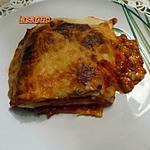 recette lasagne à la bolognaise