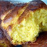 recette Brioche à la la patate douce
