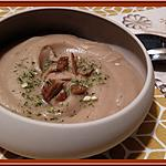 recette Velouté de Panais aux marrons