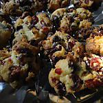 recette Cookies aux cerises confites et aux pépites de chocolat