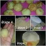 recette pommes dauphines maison
