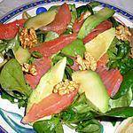 recette Salade d'hiver