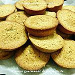 recette Biscuits moelleux aux noisettes
